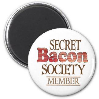 Secret Bacon Society Magnet