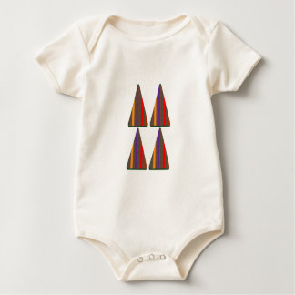 Secret CODE: PYRAMID Triangle Art: LOW PRICE GIFTS Baby Creeper