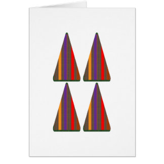 Secret CODE: PYRAMID Triangle Art: LOW PRICE GIFTS Card