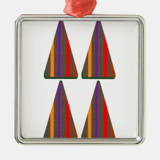 Secret CODE: PYRAMID Triangle Art: LOW PRICE GIFTS Ornament