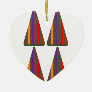 Secret CODE: PYRAMID Triangle Art: LOW PRICE GIFTS Christmas Ornament