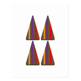 Secret CODE: PYRAMID Triangle Art: LOW PRICE GIFTS Postcard