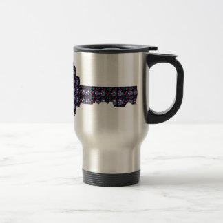 Secret Code Sparkle KEY NVN544 FUNNY GIFTS cuddle Travel Mug