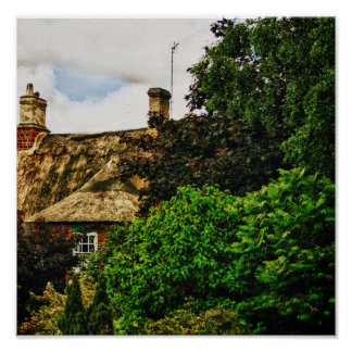 Secret Cottage Print