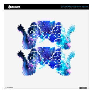 Secret Cove PS3 Controller Decal