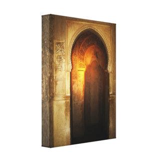 """""""Secret Entrance"""" Canvas Print"""