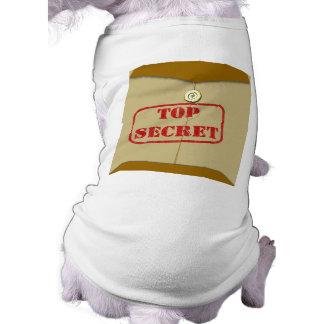 Secret Folder for Secret Cooks Doggie T Shirt