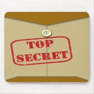 Secret Folder for Secret Cooks Mousepad