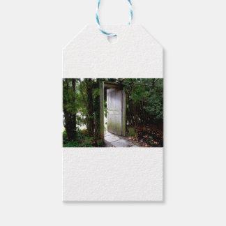Secret Garden 1 Gift Tags