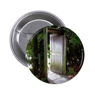 Secret Garden 1 Pinback Button