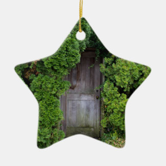 Secret Garden 2 Ceramic Ornament
