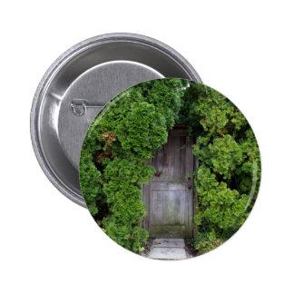 Secret Garden 2 Pinback Button