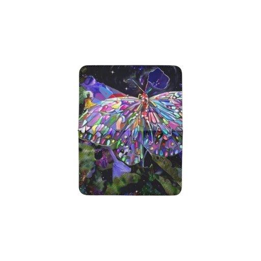 Secret Garden Butterfly! Card Holder