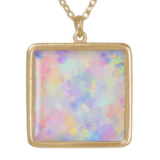 Secret Garden Gold Plated Necklace