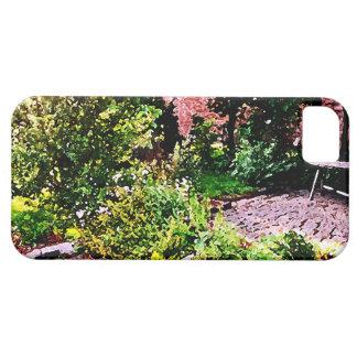 Secret Garden in Cambridge iPhone 5 Cover