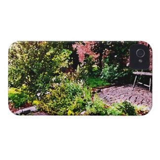 Secret Garden in Cambridge iPhone 4 Case-Mate Cases