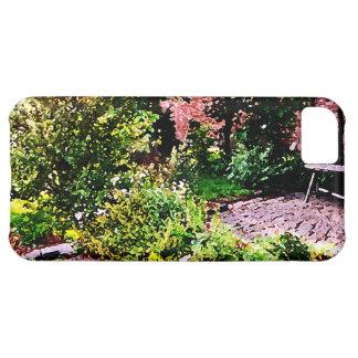 Secret Garden in Cambridge Case For iPhone 5C