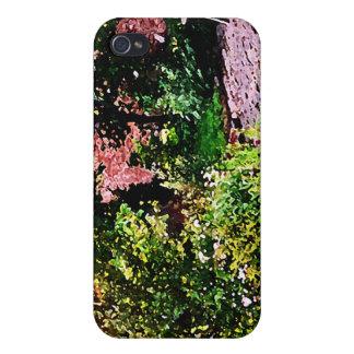 Secret Garden in Cambridge iPhone 4 Case
