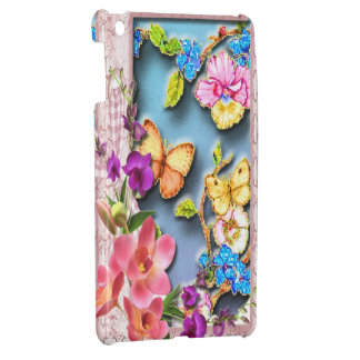 Secret Garden iPad Mini Cover