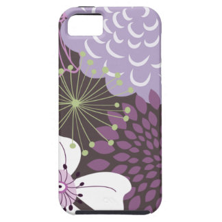 Secret Garden iPhone 5 Casemate Vibe-purple iPhone SE/5/5s Case
