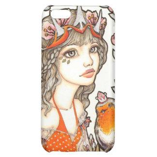 Secret Garden iPhone 5C Cover