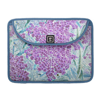 Secret Garden MacBook Sleeve