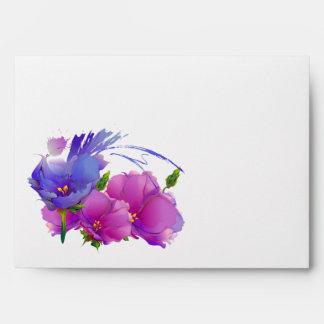 Secret Garden. Mother's Day Envelopes