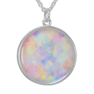 Secret Garden Sterling Silver Necklace