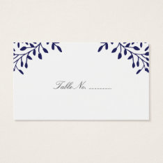 Secret Garden Wedding Place Cards 100 Pk at Zazzle
