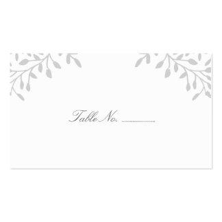 Secret Garden Wedding Place Cards 100 pk Business Card