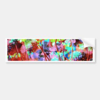 Secret Garden XVII Bumper Sticker
