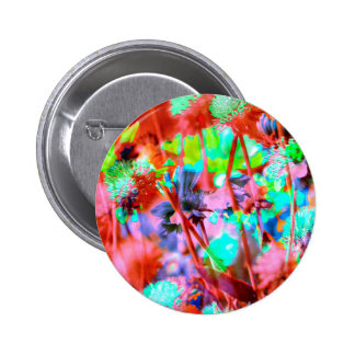 Secret Garden XVII Pinback Button