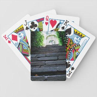 Secret Gate Poker Cards