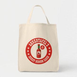 Secret GEDCOM Sauce Bag