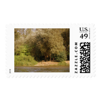 Secret Hideout! Postage Stamps