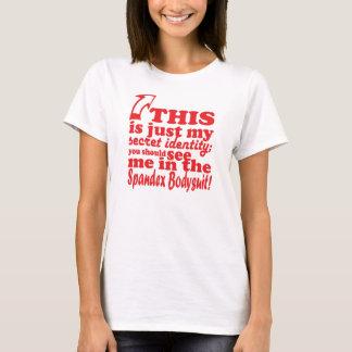 Secret Identity T-Shirt