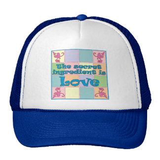 Secret Ingredient (Blue) Hat