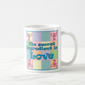 Secret Ingredient (Blue) Mug