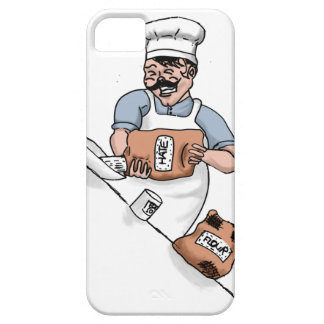 Secret Ingredient iPhone SE/5/5s Case