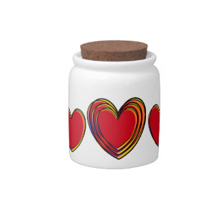 Secret Ingredient Jar Candy Dish