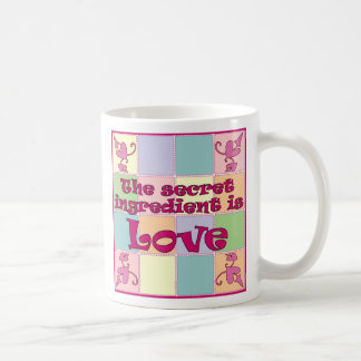 Secret Ingredient (Pink) Mug