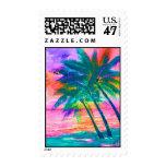 secret-island postage stamp