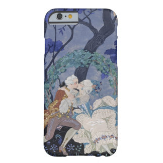 Secret Kiss, illustration for 'Fetes Galantes' by Barely There iPhone 6 Case