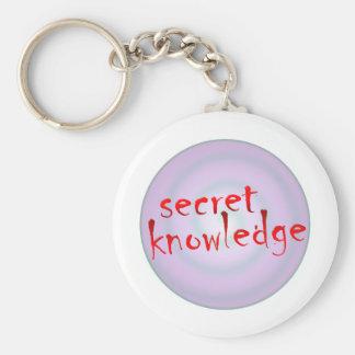 secret knowledge keychain