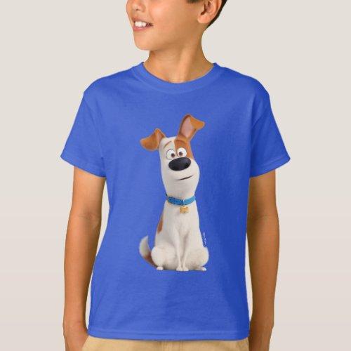 Secret Life of Pets _ Max T_Shirt
