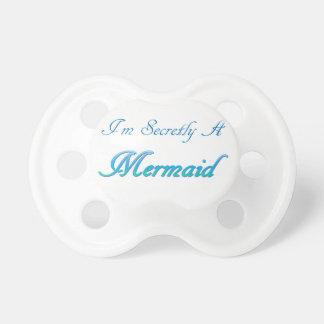 Secret Mermaid Pacifier