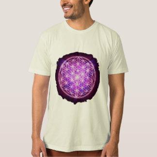 Secret Message Flower of Life T-Shirt