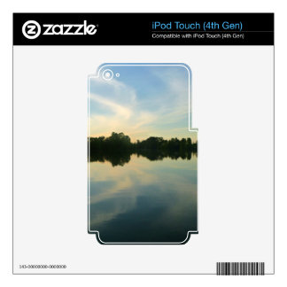 Secret Oasis iPod Touch 4G Skin
