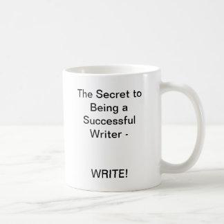 Secret of a Successful Writer Mug