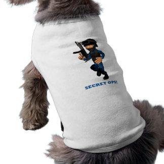 Secret Ops Dog Clothes